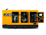 Дизелови генератори JCB 165 – 220 kVa